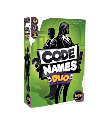iello Codenames Duo
