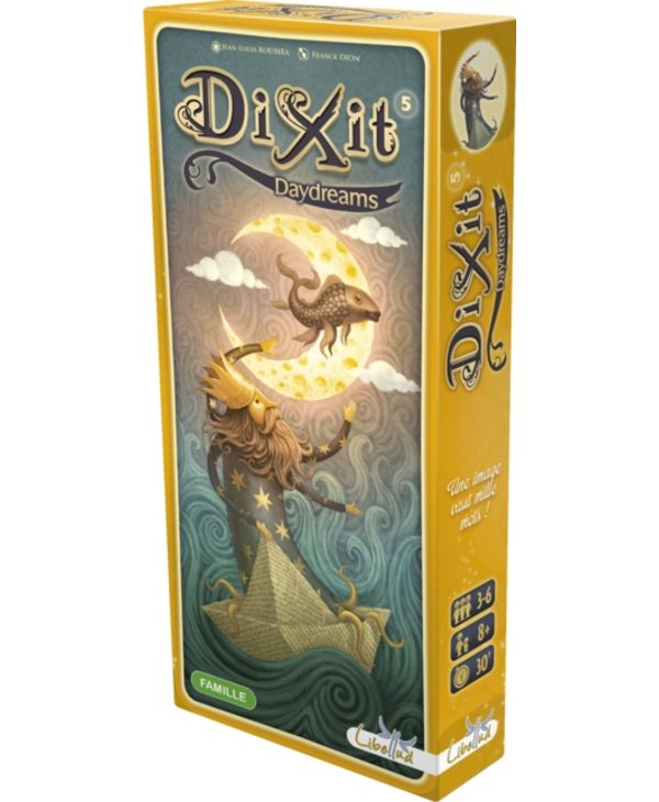 Dixit - Daydreams (Extension)