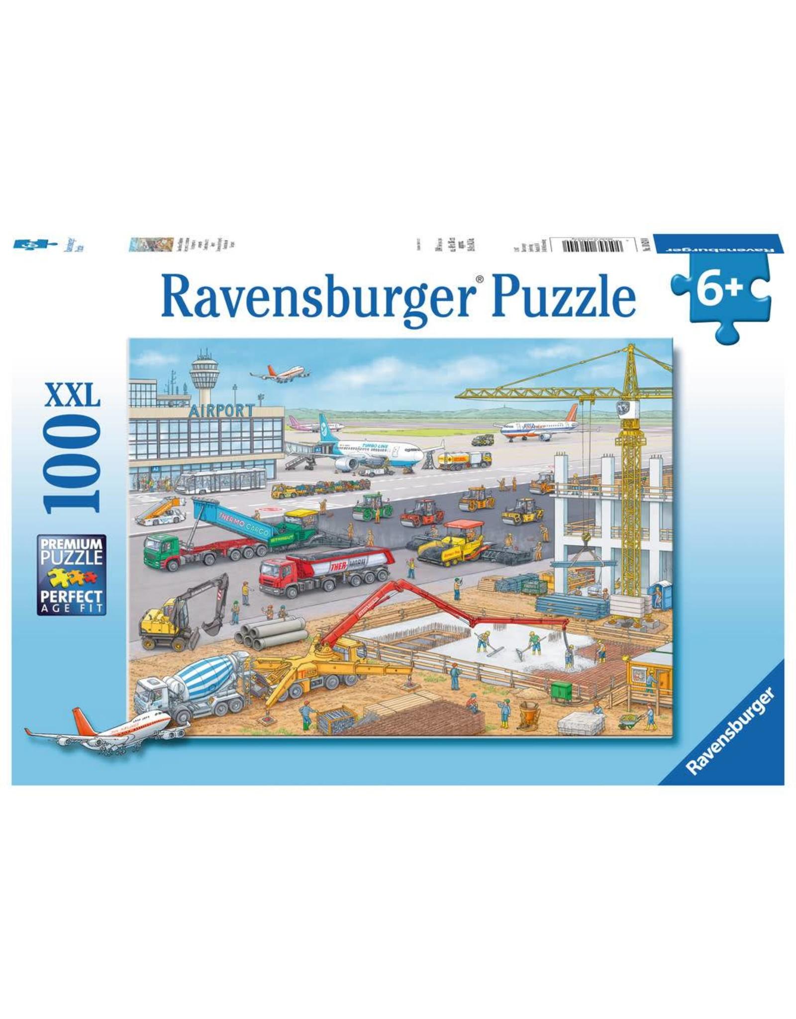 Ravensburger Construction de l'aéroport 100mcx