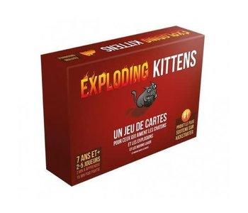 Exploding kittens (Français)