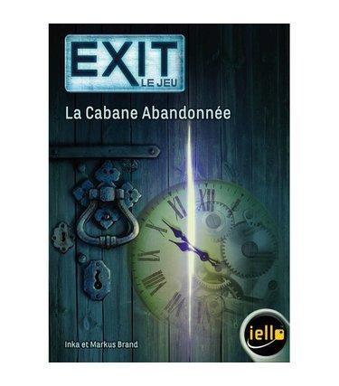 iello Exit - La Cabane Abandonnée