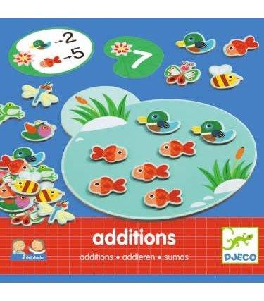 Djeco Édulodo - Additions
