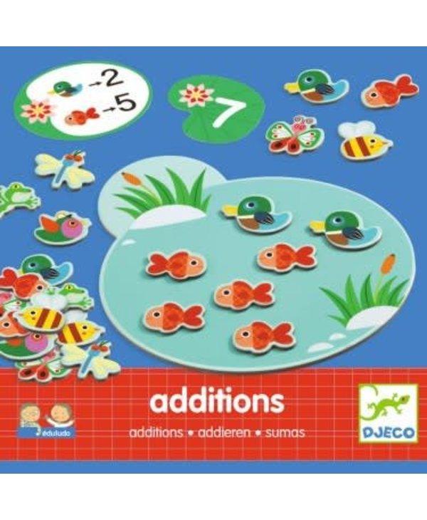 Édulodo - Additions