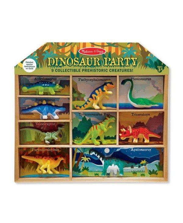 Rassemblement de dinosaures