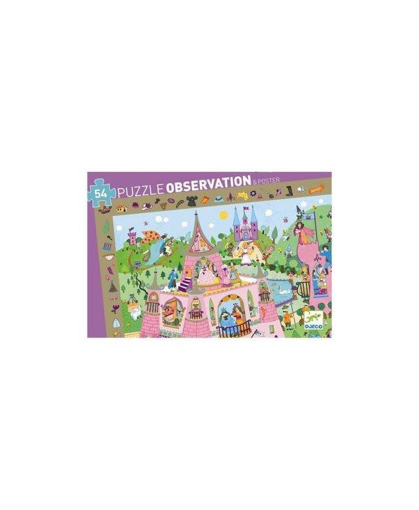 Puzzle observation - Princesses