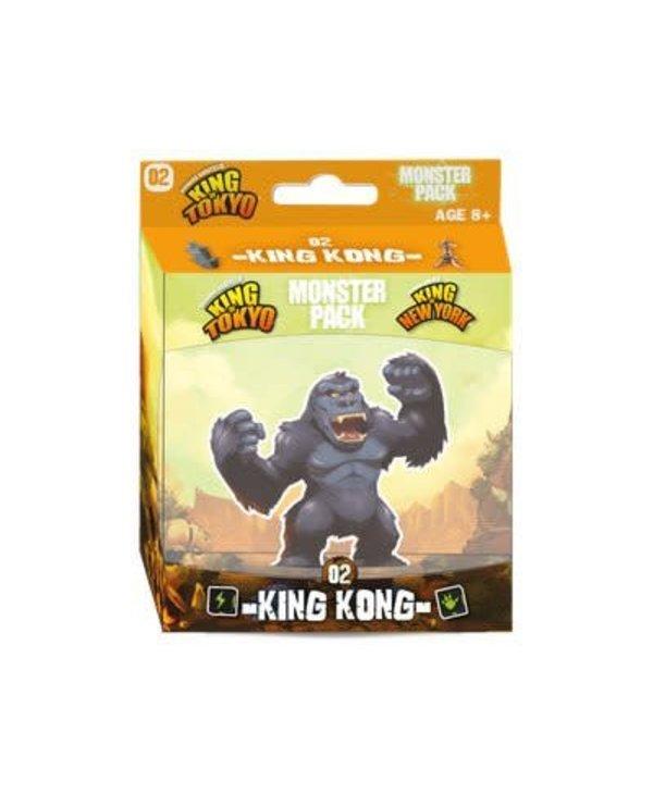 King of Tokyo - New York - King Kong Monster Pack
