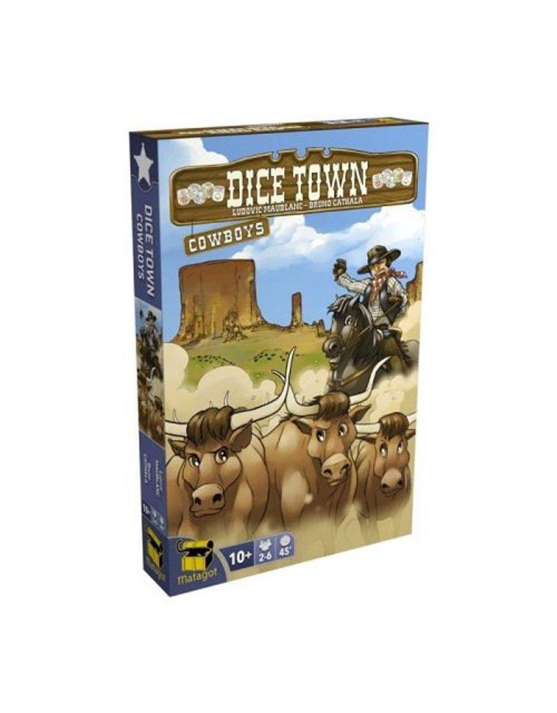 Matagot Dice Town - Cowboys (Extension)