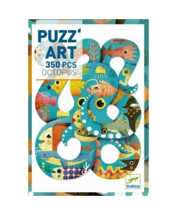 Puzz'art Octopus 350mcx
