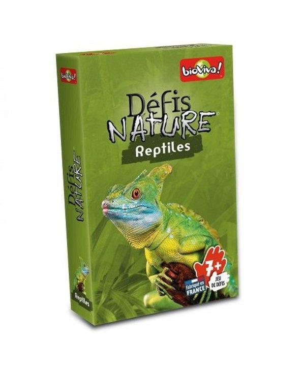 Défis Nature - Reptiles
