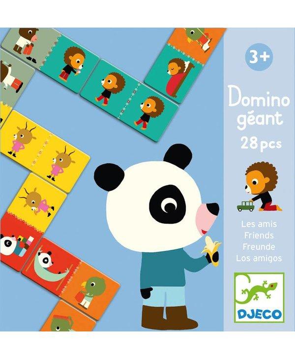 Domino Géant - Les amis