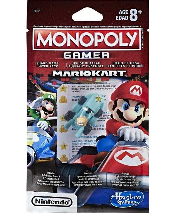 Monopoly Mario Kart - Game Pack