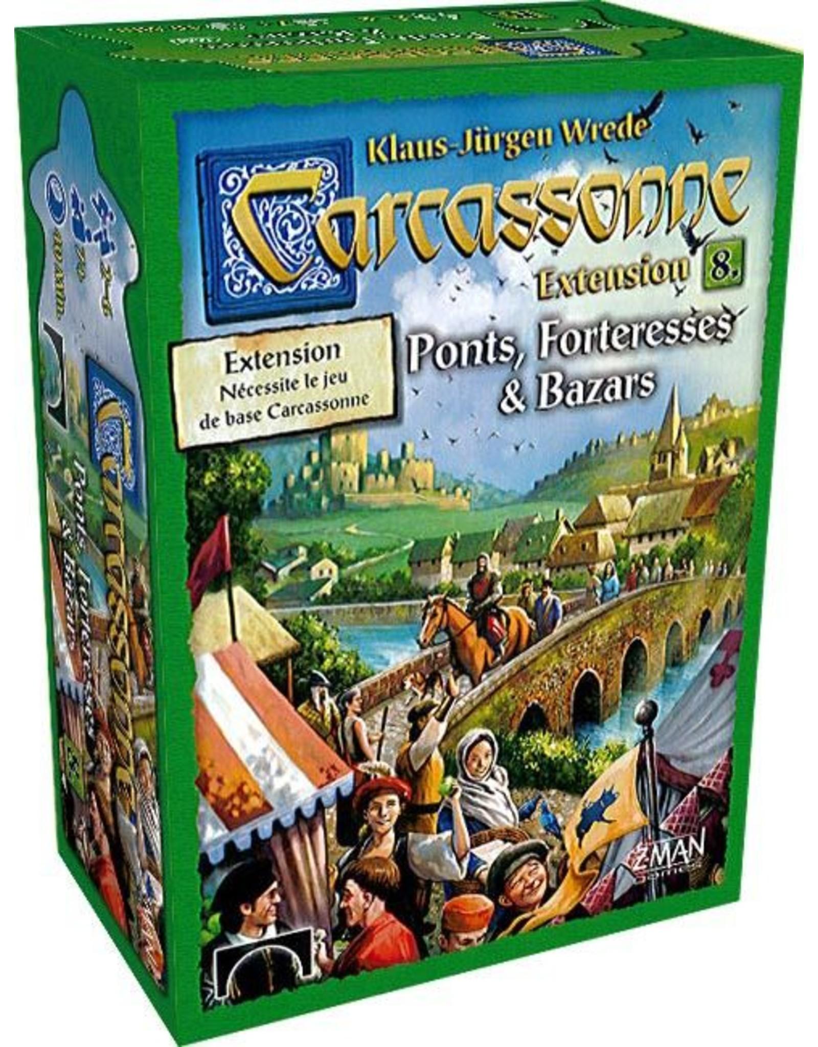 Carcassonne Ext. 8 Ponts, Forteresses et Bazars