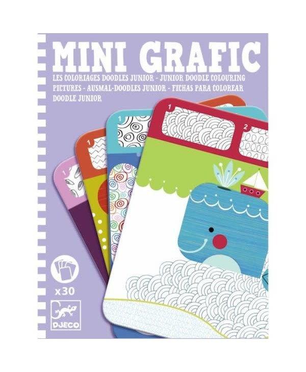 Mini Grafic - Doodles junior