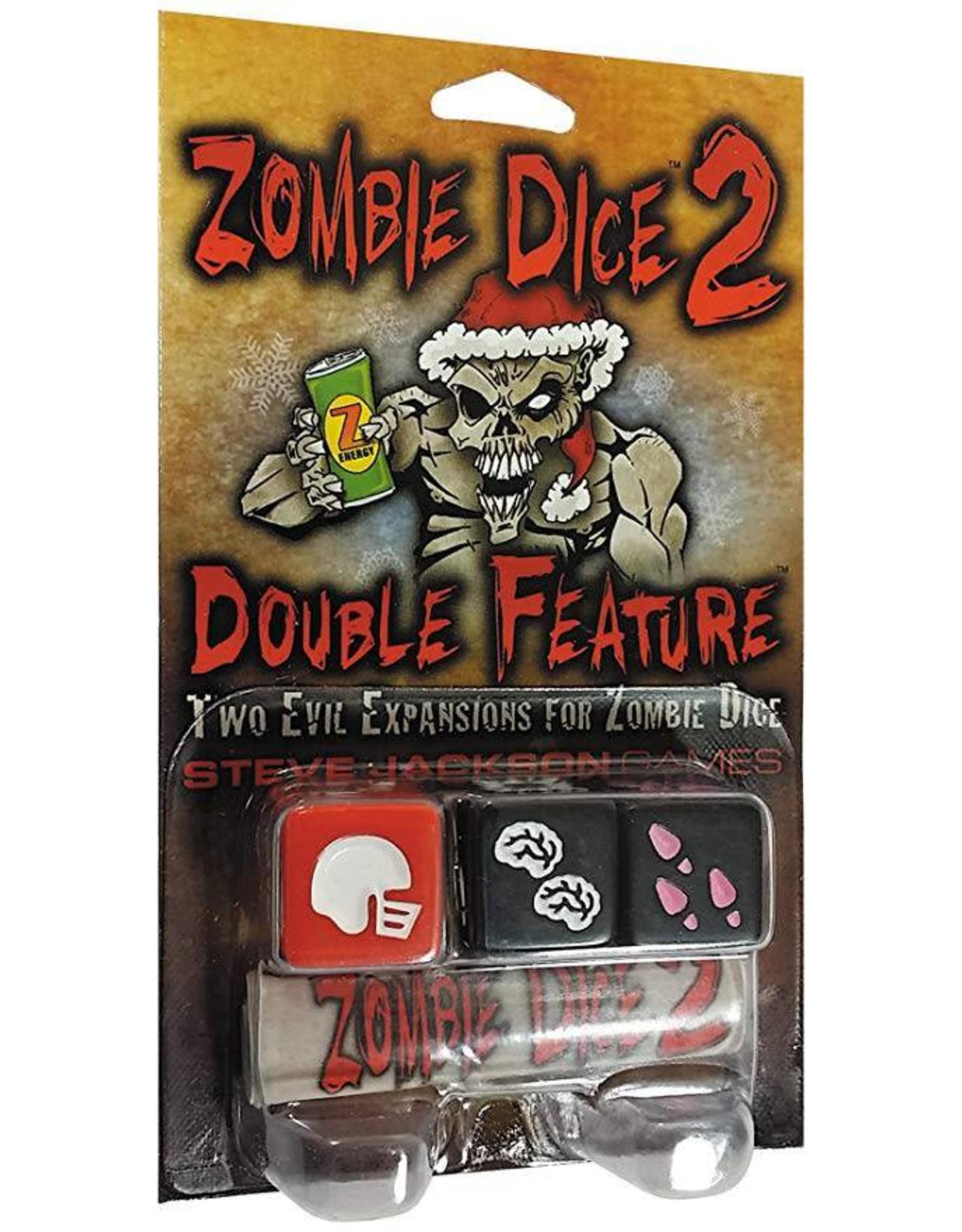 Zombie Dice 2 : Double détente (Extension)