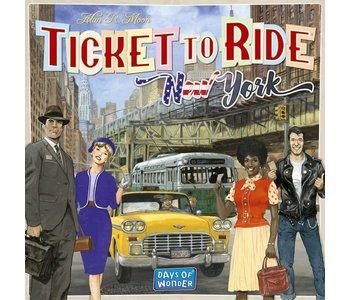 Aventuriers du Rail New York