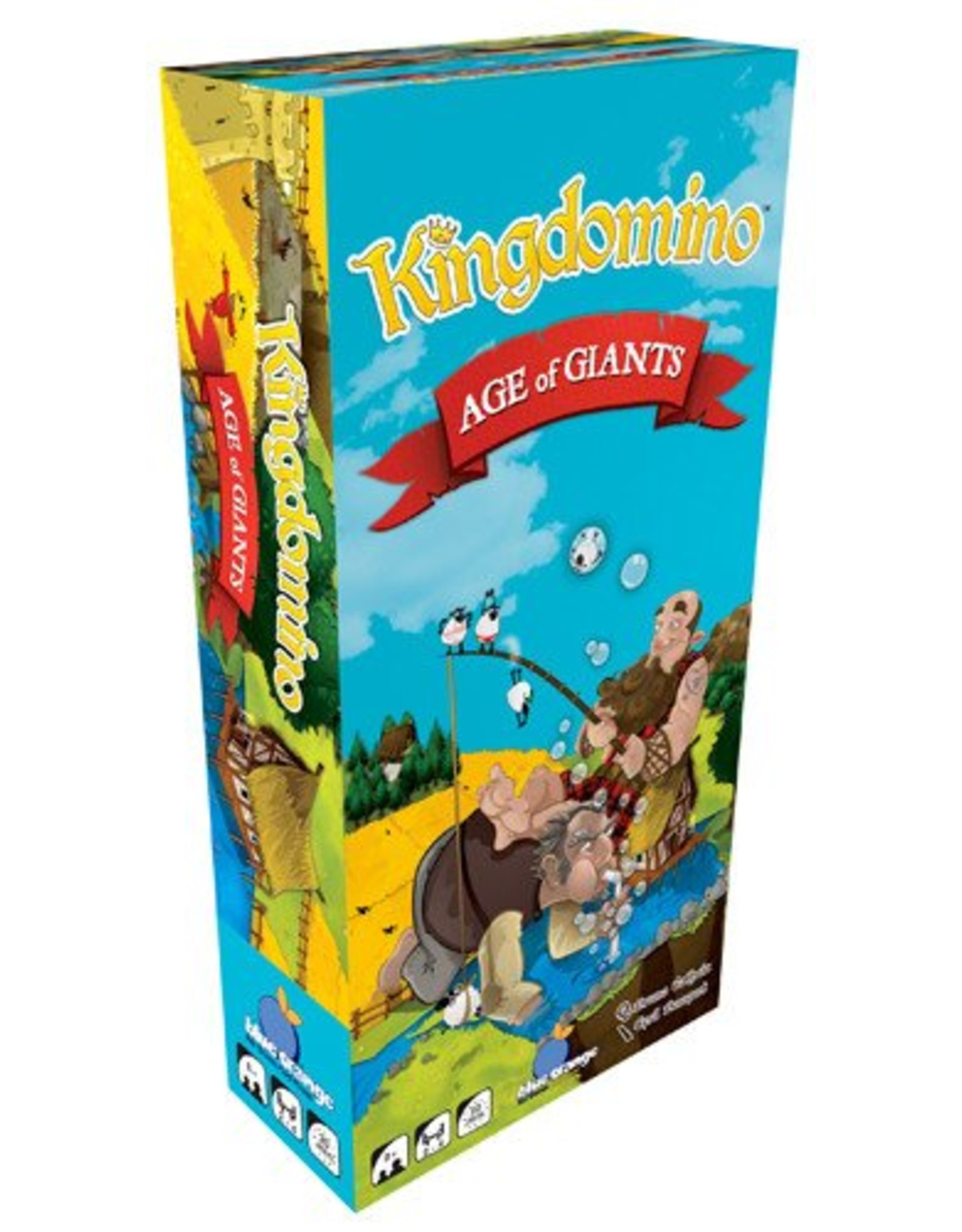 Blue Orange Kingdomino - Âge des géants (Extension)