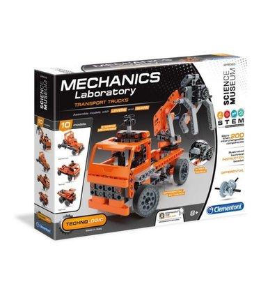 Mon atelier mécanique - Camions de transport