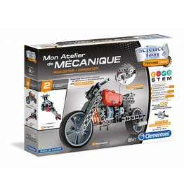 Mon atelier mécanique - Roadster et Dragster