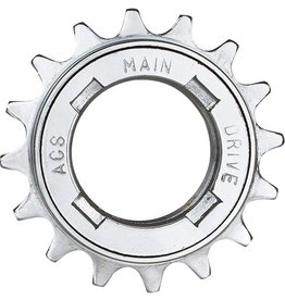 "ACS | Main Drive Freewheel, 18t 1/8"" Silver"