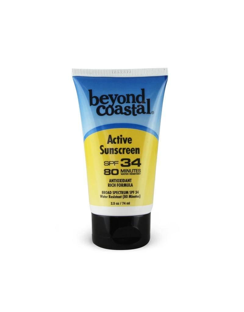 Beyond Coastal | Active Sunscreen