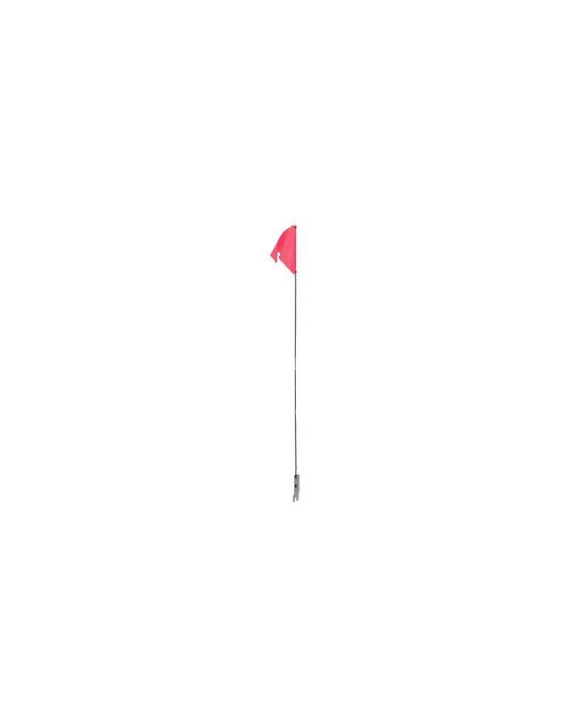Dimension Dimension | Nylon Safety Flag Red