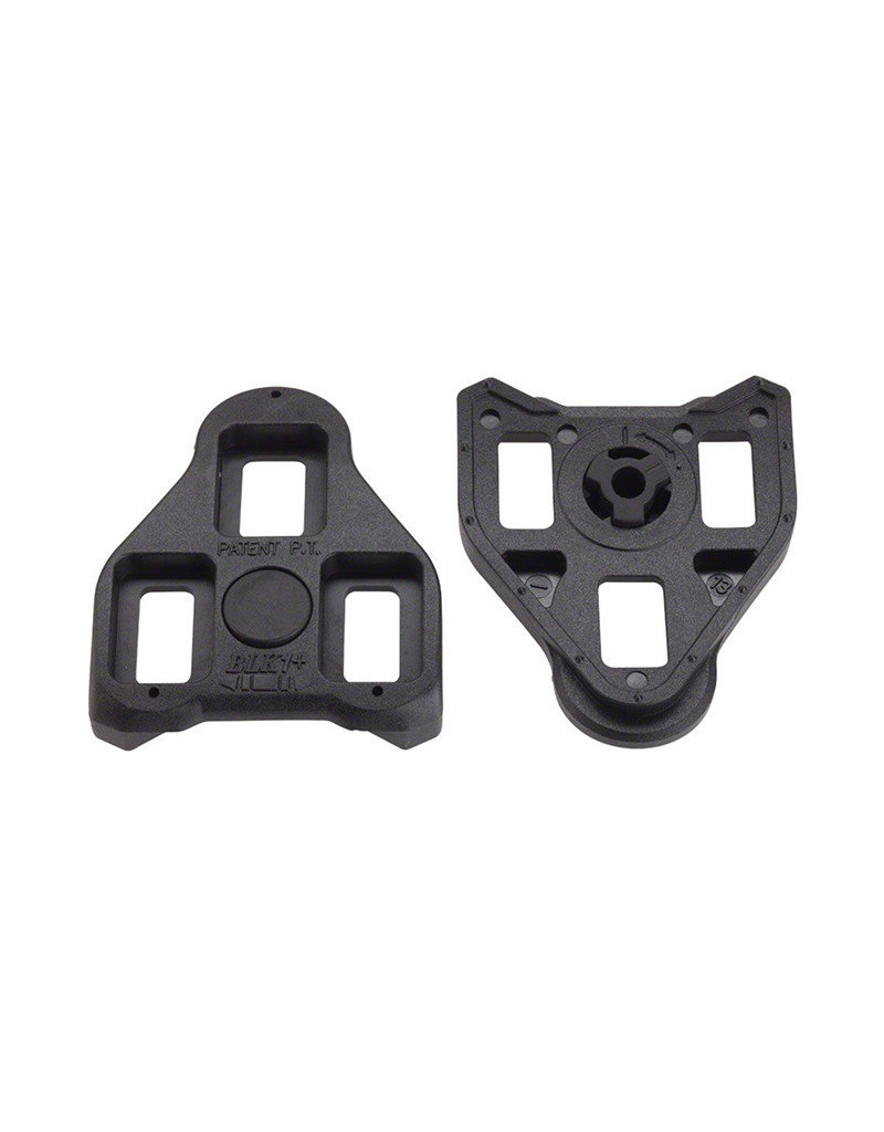 Exustar Exustar | BLK 1  Look Delta Cleats, Fixed Black