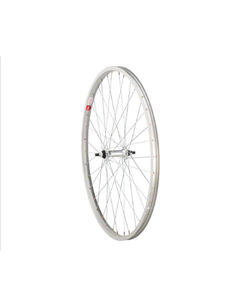 "Sta-Tru | Front Wheel Front Wheel - 26"", 3/8"" x 100mm, Rim Brake, Silver, Clincher"