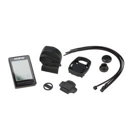 MSW MSW | Miniac Wireless Bike Computer - Wireless, Black