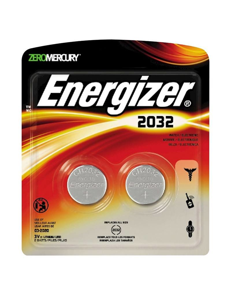 Energizer | 2032 Coin Lithium Batteries