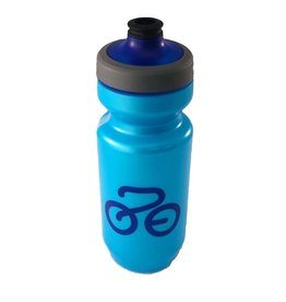 2 Wheels | 22 oz. Purist Bottle