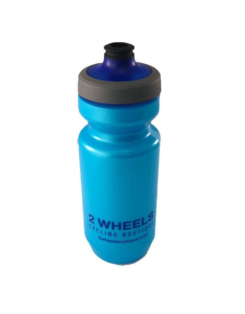 2 Wheels Cycling Boutique 2 Wheels | 22 oz. Purist Bottle