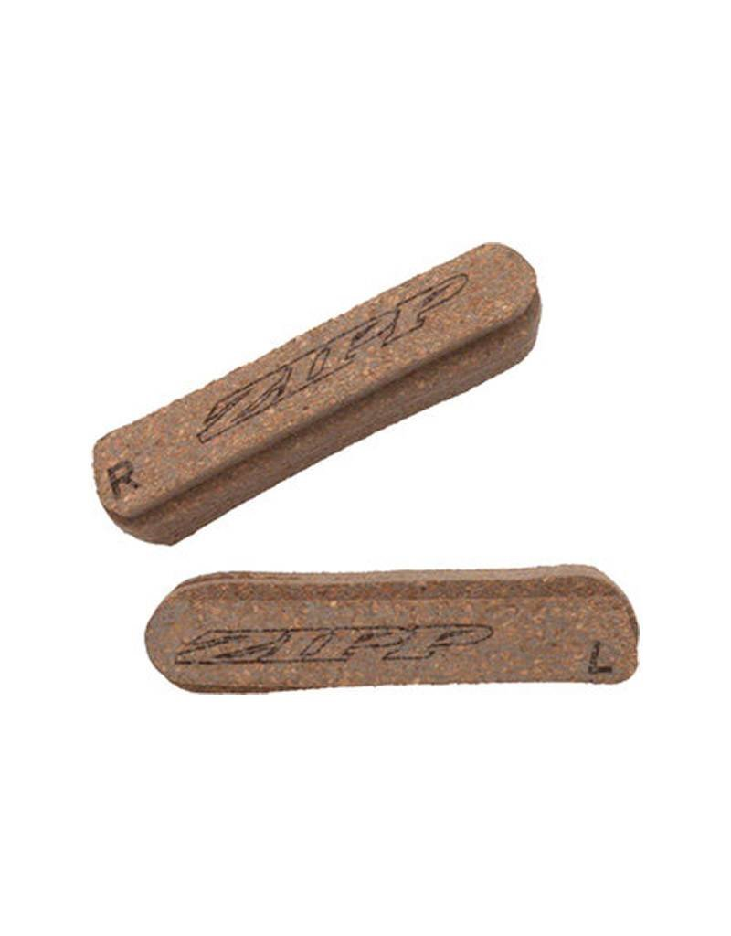 Zipp Speed Weaponry Zipp | Tangente Cork Composite Brake Pad Inserts for Carbon Rims