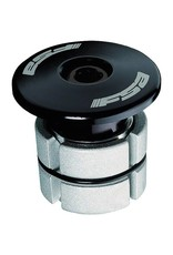 "FSA (Full Speed Ahead) FSA | Compressor 1-1/8"" Black Expander Plug and Top Cap"