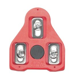 Exustar Exustar | ARC 1 Look Delta Cleats, 9 Degree Red
