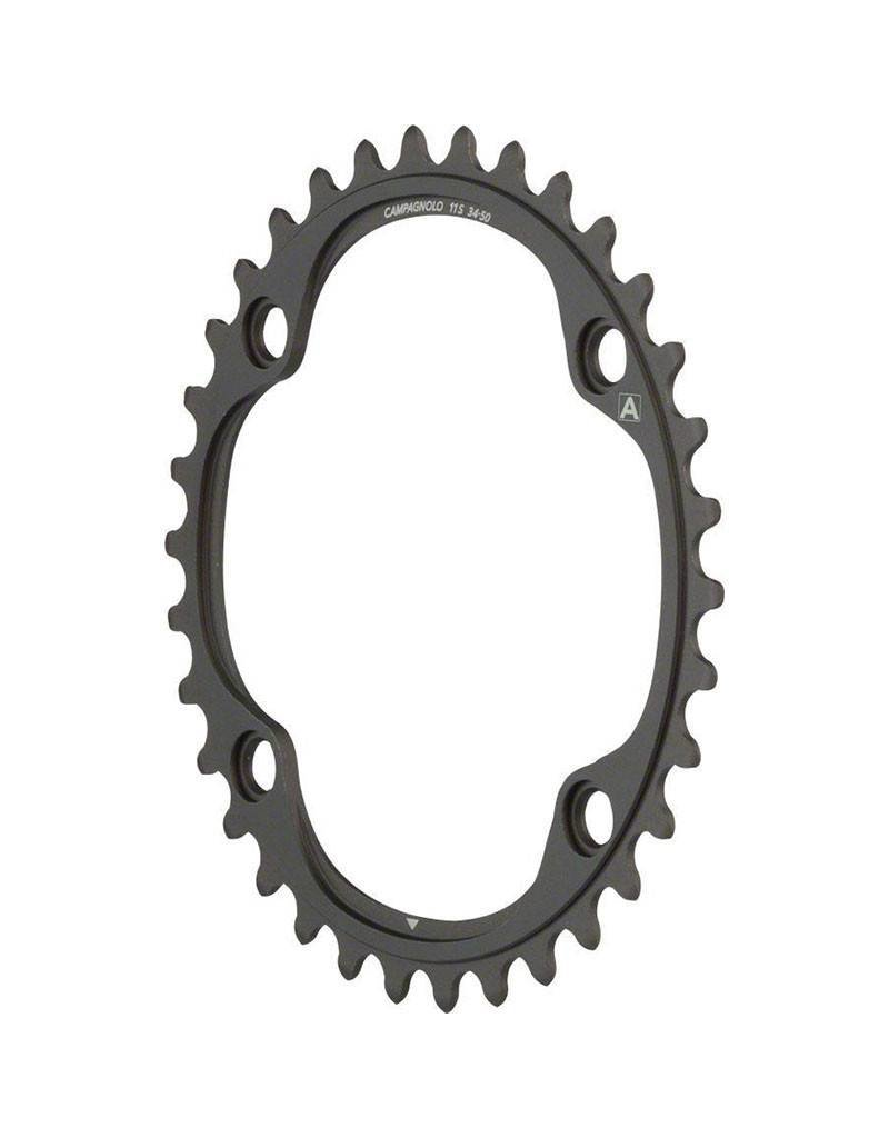 Campagnolo Campagnolo | 11 Speed Chainring and Bolt Set for 2015 and later Super Record, Record and Chorus