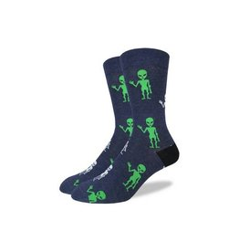 Good Luck Sock 2024-Crew Sock XL-Aliens 13-17