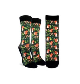 Good Luck Sock 5081-Active Fit-Squirrels 5-9