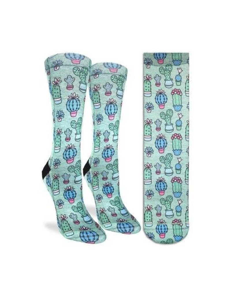 Good Luck Sock 5004-Active Fit-Baby Cactus 5-9