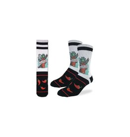 Good Luck Sock 4042-Active Fit-Sriracha 8-13