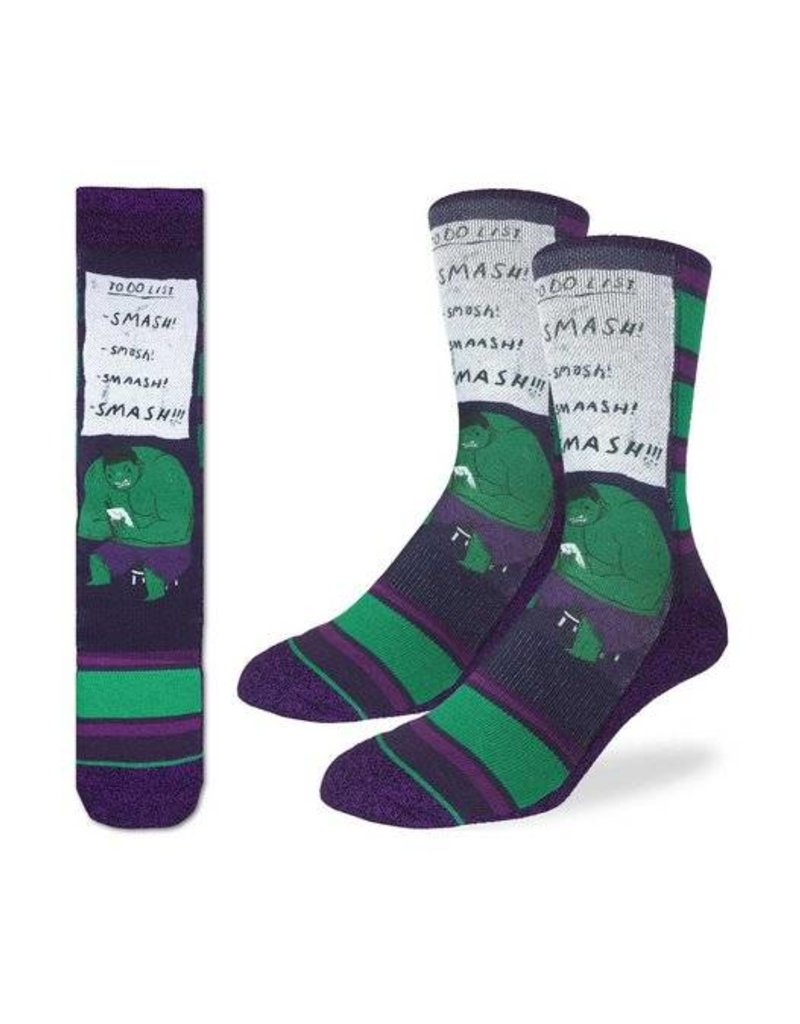 Good Luck Sock 4050-Active Fit-Smash to Do List 8-13