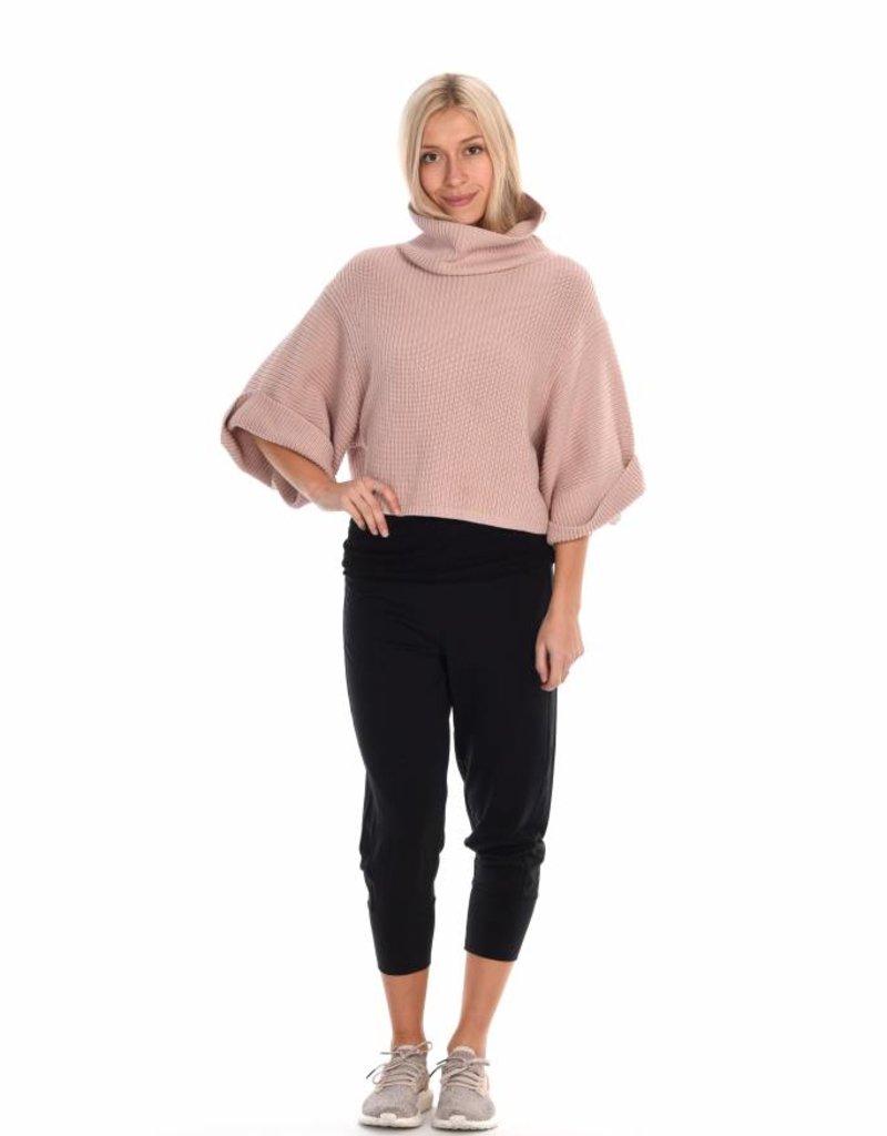 CTN-367-Stella Crop Sweater
