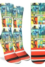 Good Luck Sock 5005-Active Fit-Canada 5-9