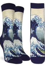 Good Luck Sock 5130-Active Fit-The Great Wave 5-9