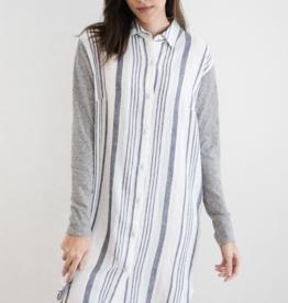 preloved H605-Kandall Shirt Dress