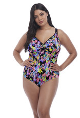 Elomi Swim 7170 AW19-Electroflower Suit