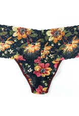 Hanky Panky 8I1924-Autumn Bloom Retro Thong