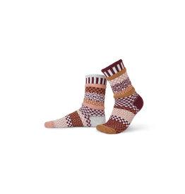 Solmate Socks Solmate-Meadow Crew Socks