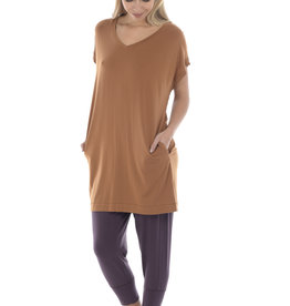 Paper Label TNL-448-Freda Tunic