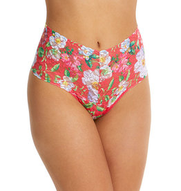 Hanky Panky 8A1921-Superbloom Retro Thong