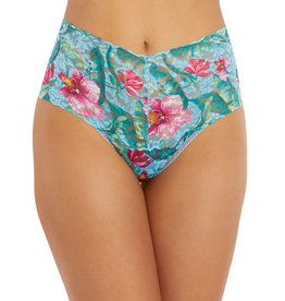 Hanky Panky 9P1921-Moonflower Retro Thong